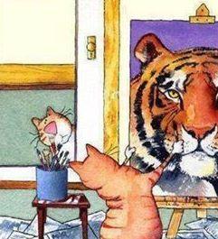 zelfportretpoes